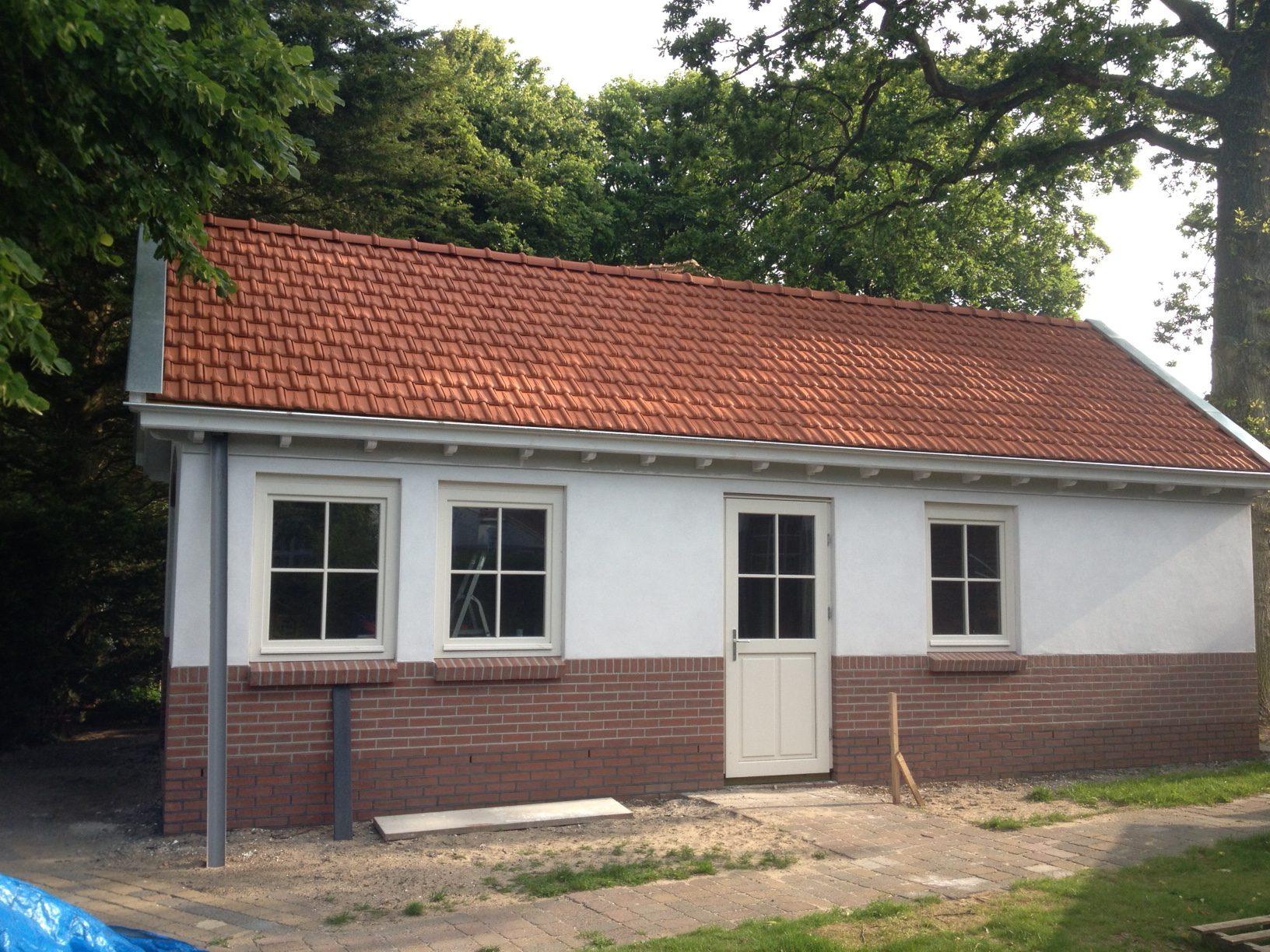 Tuinhuis in Castricum